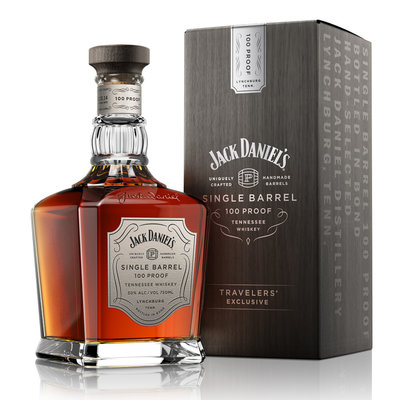 Jack Daniels Single Barrel 100 Proof