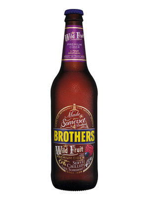 Brother's Wild Fruit Cider