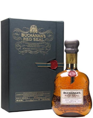 Buchanan's Red Seal